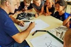 2019.07.11-Laurent-DELOIRE-Caricaturiste-au-dojo-PdVx-2