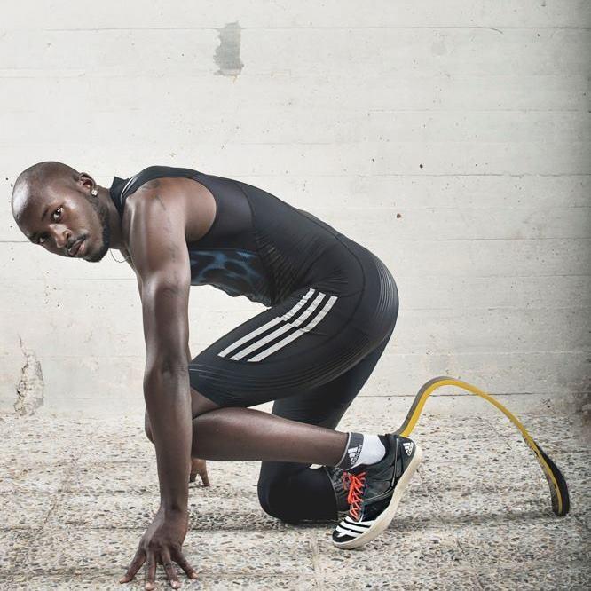 ALAIZE Jean-Baptiste champions athlétisme handisport