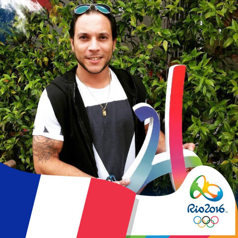 BOUHAIL Thomas champion gymnastique