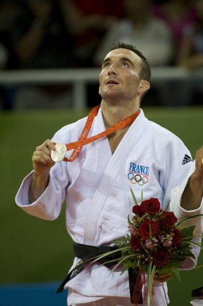 DARBELET Benjamin champion judo