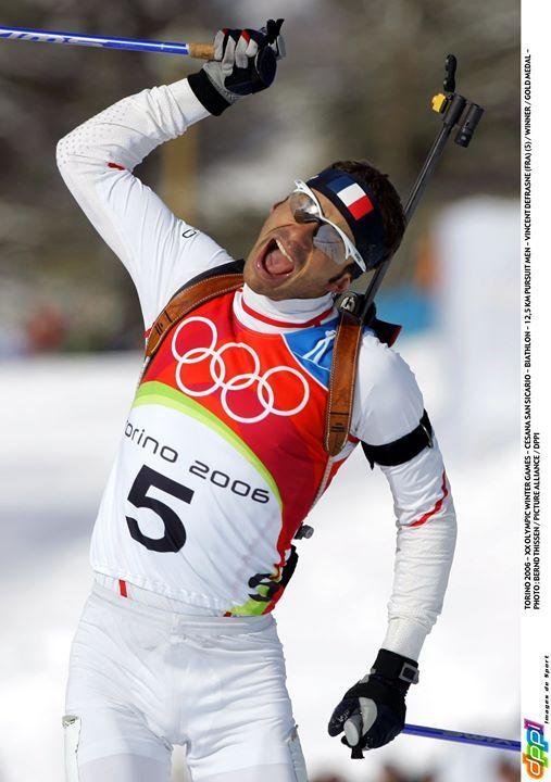 DEFRASNE Vincent champion biathlon