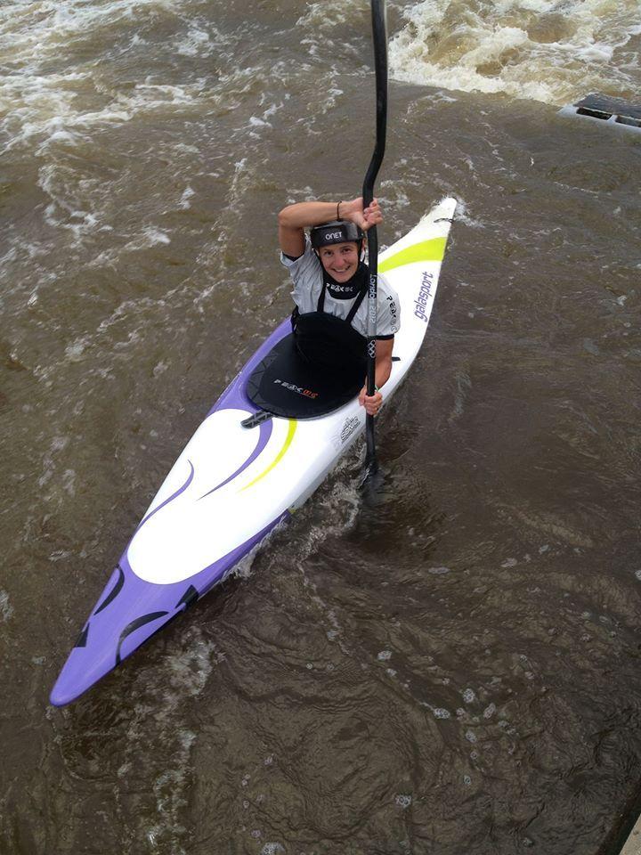 FER Emilie champion kayak