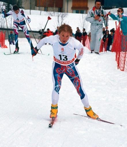GUILLAUME Sylvain champion combiné nordique