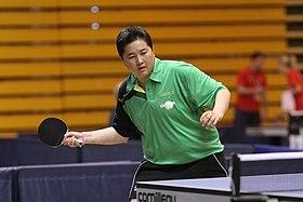KAMKASOMPHOU Thu champion tennis de table handisport