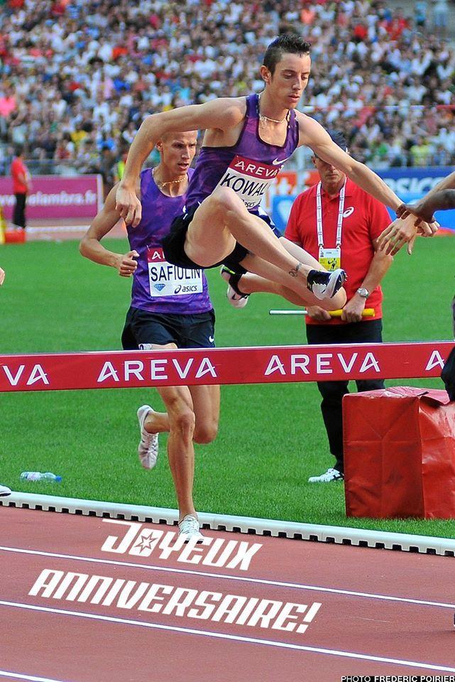 KOWAL Yoann champion athlétisme