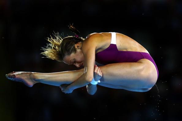 LABEAU Audrey champion plongeon