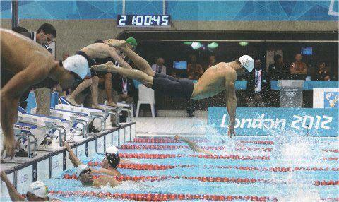 LEFERT Clément champion natation