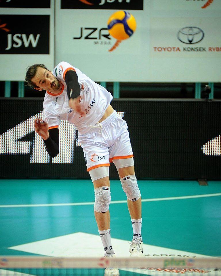 LYNEEL Julien champion volley-ball