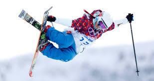 MARTINOD Marie champion ski acrobatique