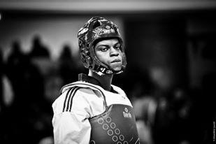 MIANGUE Yoann champion taekwondo