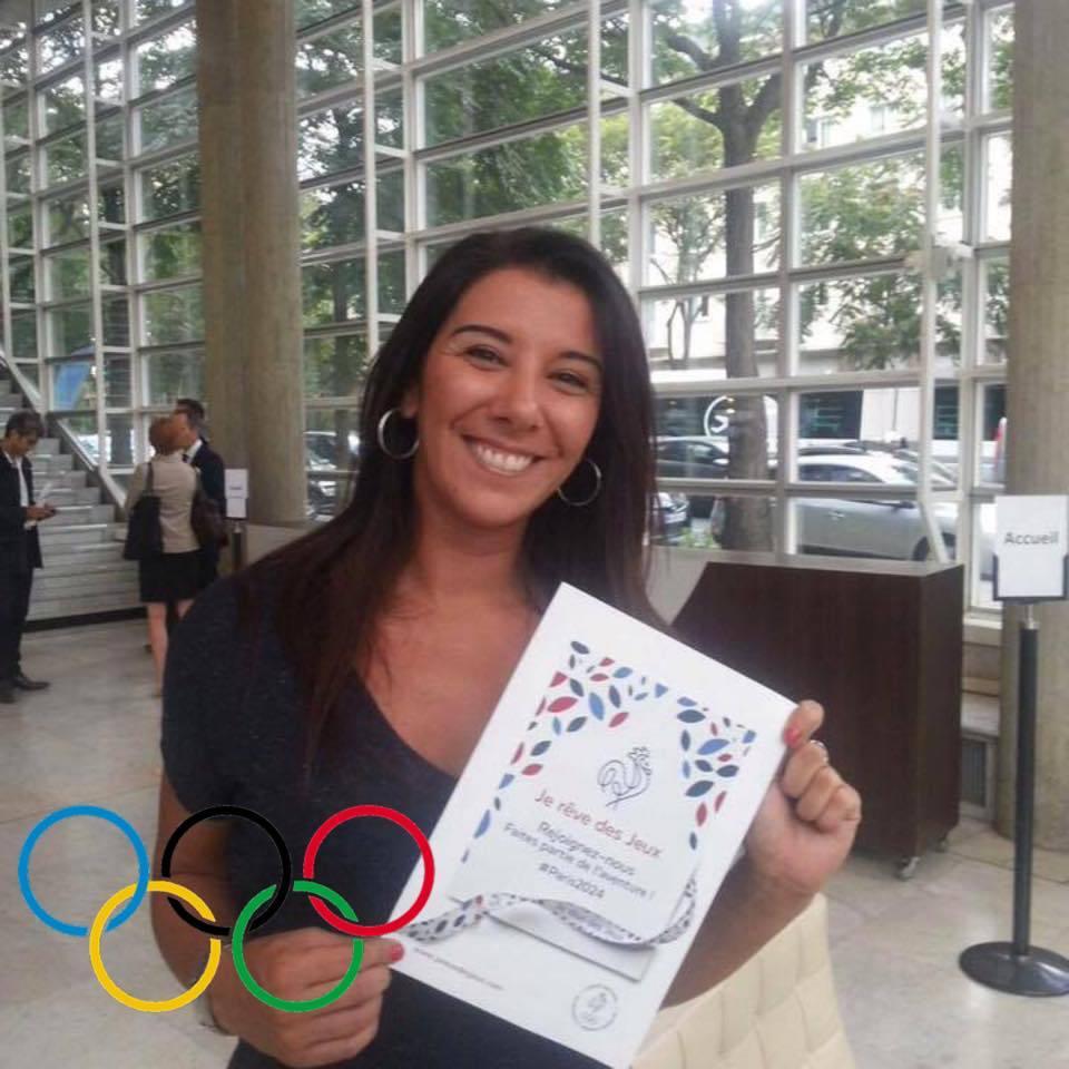 SEVERINO Isabelle champion gymnastique