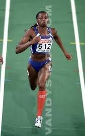 SIDIBE-Odiah champion athlétisme