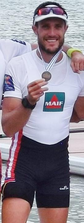 SOLFOROSI Franck champion aviron