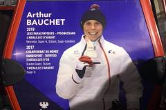BAUCHET Arthur<br>SKI ALPIN