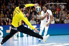 DUMOULIN Cyril champion handball