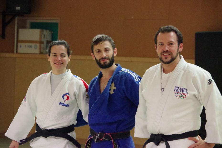 Entrainement-Judo-avec-Sandrine-MARTINET