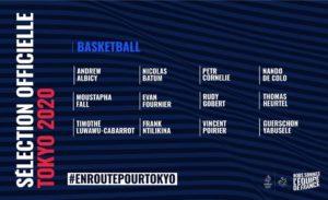 Tokyo 2020-BasketBall