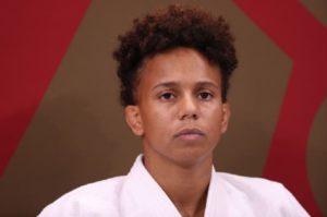 Tokyo 2020-Judo ARGENT - Amandine BUCHARD