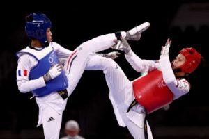 Tokyo 2020-Taekwondo BRONZE - Althéa LAURIN