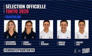 Tokyo 2020-Triathlon