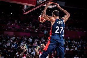 Tokyo 2020-Basket ARGENT - Équipe de France Masculine