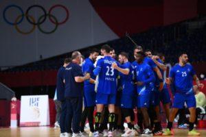 Tokyo 2020-Handball OR - Equipe de France Masculine