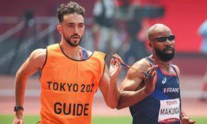Tokyo 2020 JP-Athlétisme 400m -BRONZE - Trésor GAUTHIER MAKUNDA et Lucas MATHONAT