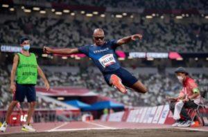 Tokyo 2020 JP-Athlétisme Saut en Longueur-BRONZE - Ronan PALLIER