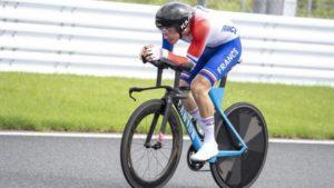 Tokyo 2020-JP-Cyclisme Contre la Montre-BRONZE-Alexandre LEAUTÉ