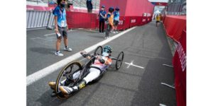 Tokyo 2020-JP-Cyclisme Handbike-BRONZE-Florian JOUANNY