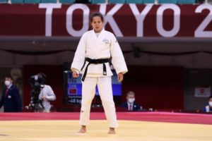 Tokyo 2020 JP-Judo-ARGENT - Sandrine MARTINET