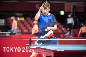 Tokyo 2020 JP-Tennis de Table -BRONZE - Lucas CRÉANGE