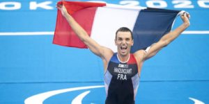 Tokyo 2020 JP-Triathlon -OR - Alexis HANQUINQUANT