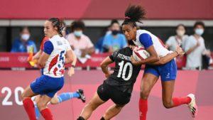 Tokyo 2020-Rugby à VII féminin ARGENT